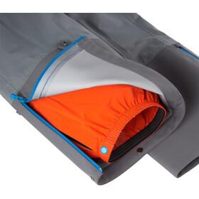 Dynafit Yotei GTX - Pantalones Hombre - gris/naranja